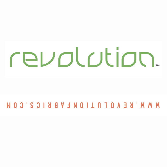 Revolution Woven Side Label
