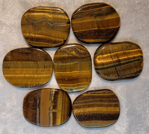 Tiger's Eye Rounds