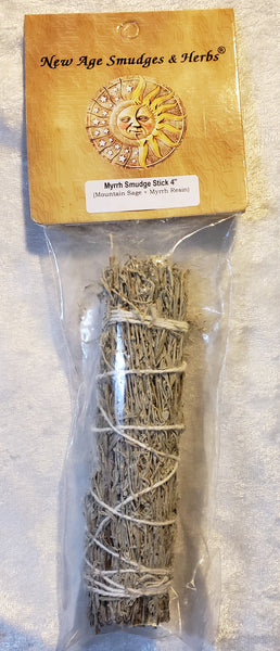 Smudge and Herb Mountain Sage Wands