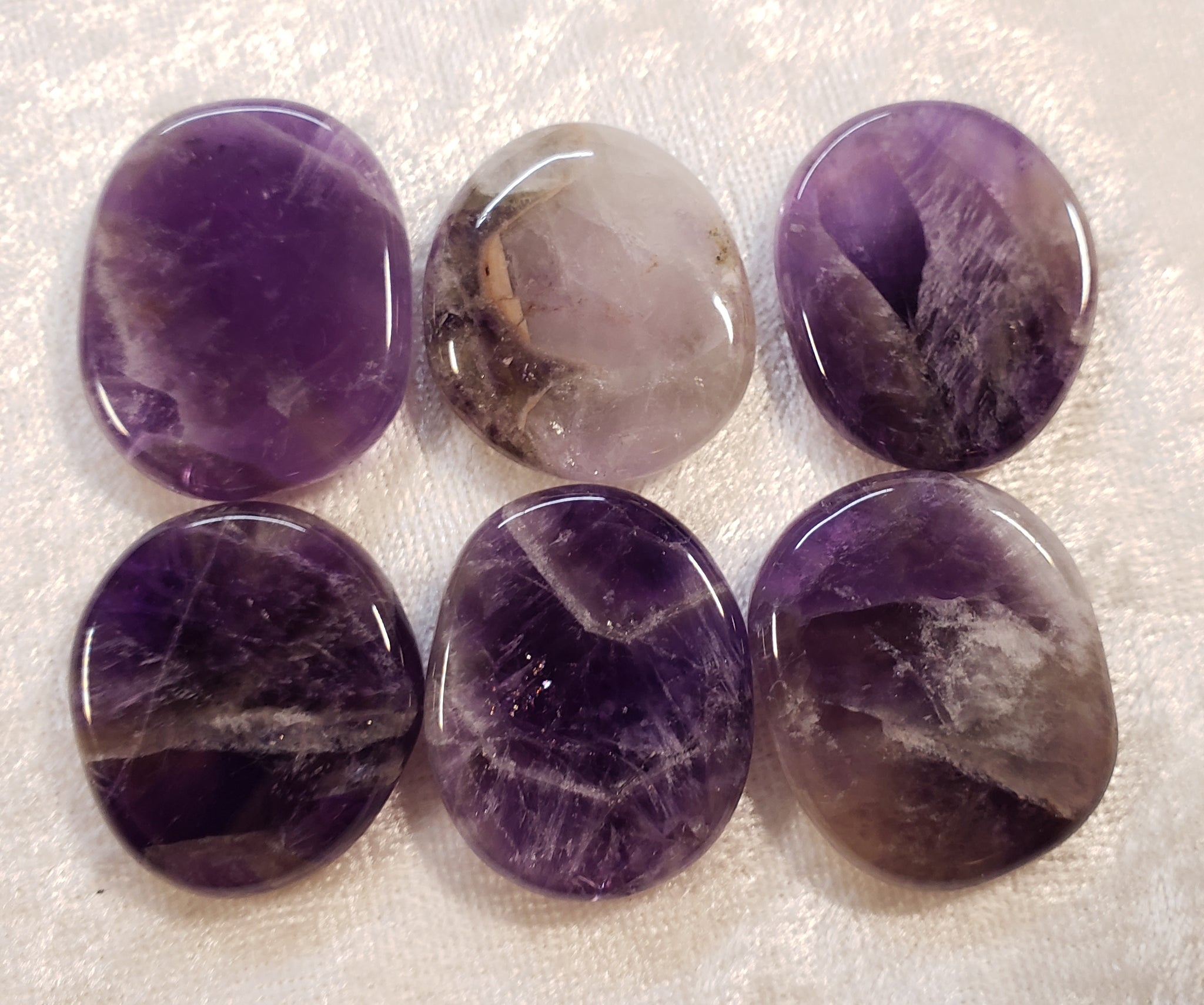 Amethyst Mini Rounds