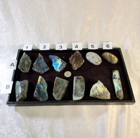 Labradorite Specimens