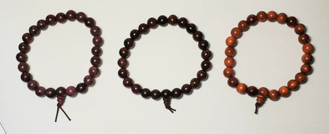 Wooden Prayer Bracelets