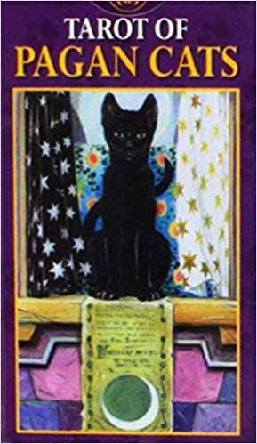 Tarot Of Pagan Cats Mini