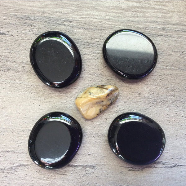 Black Obsidian Rounds