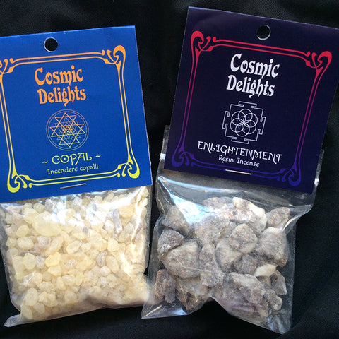 Copal & Enlightenment Resin Incense