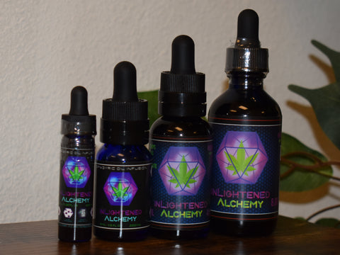 Inlightened Alchemy Tinctures