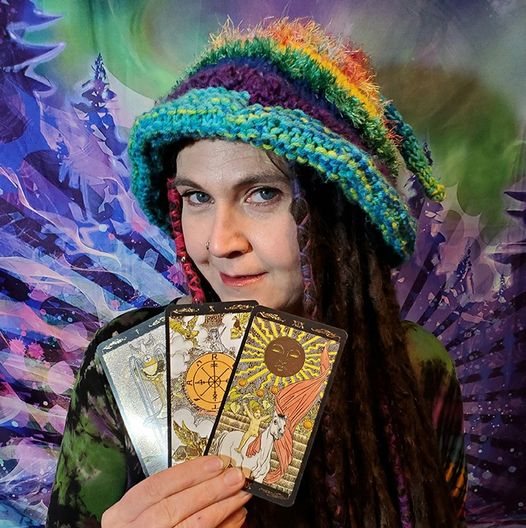 Tarot Readings with Luna Lynn Frey