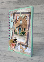Scrapbook / Mix Media Notebook Home