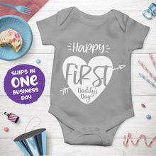Father's Day Celebration Baby Onesies