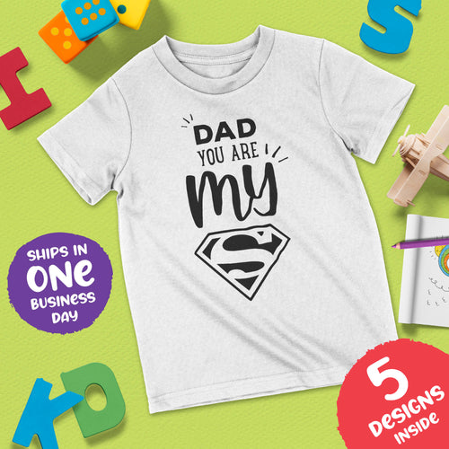 Father's Day T-shirts for Kids