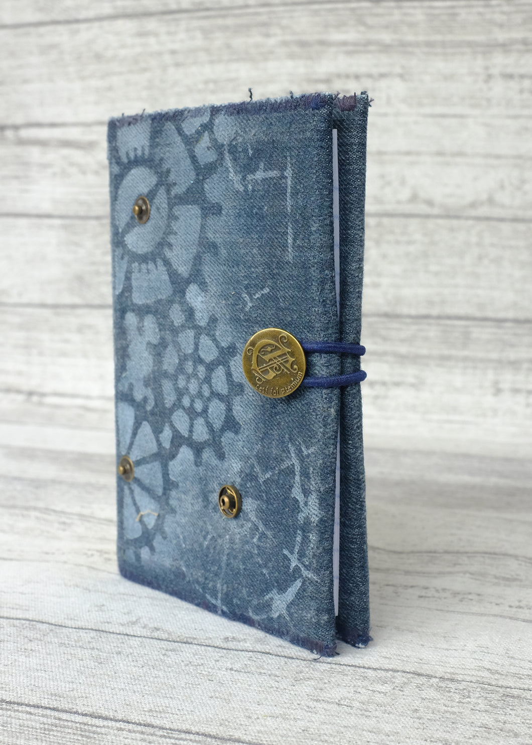 Handmade Mixed Media Notebook No.2