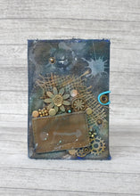 Handmade Mixed Media Notebook No.4