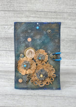 Handmade Mixed Media Notebook No.1