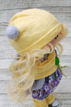 Emma – Collectible Handmade Textile Interior Doll