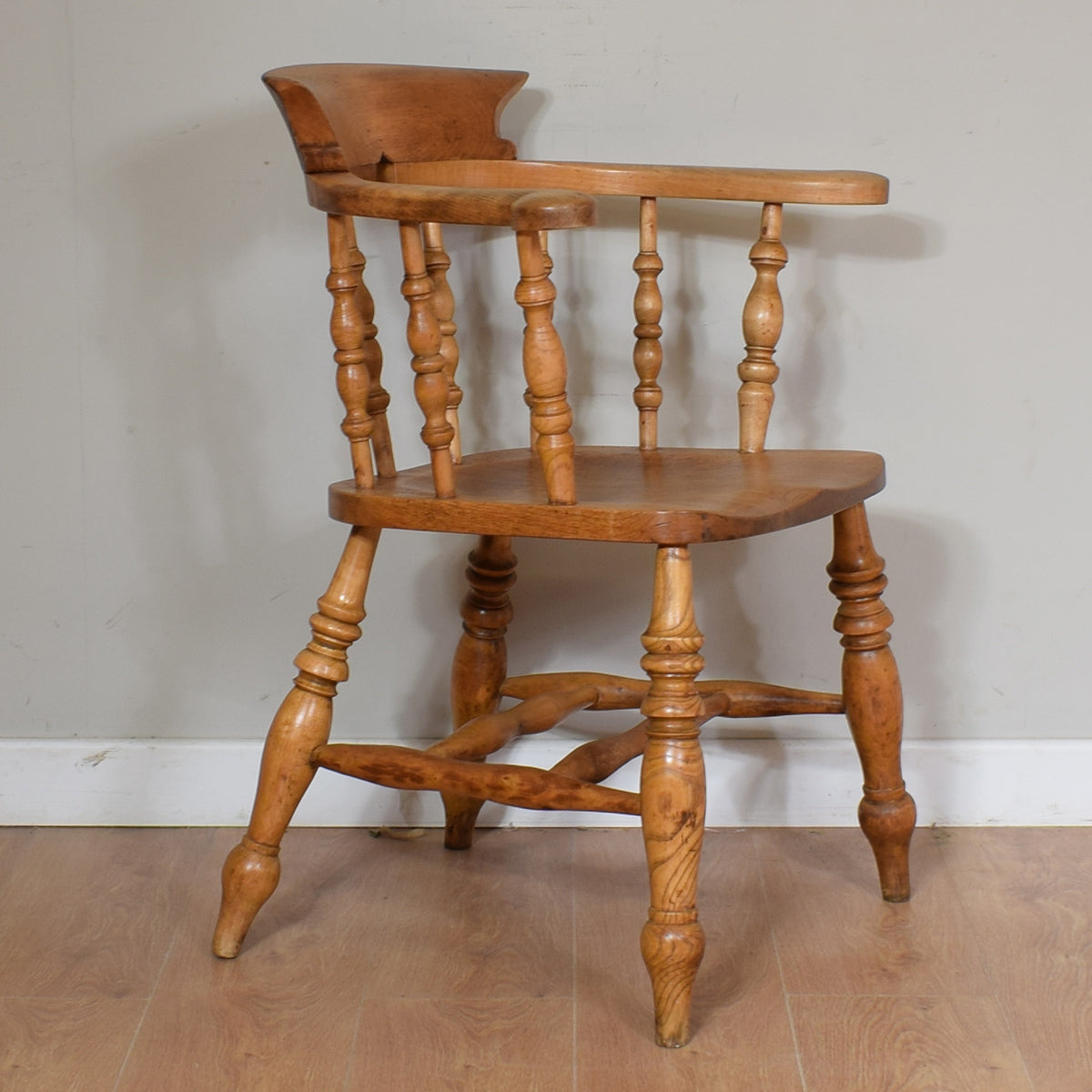 Restored Captains Chair