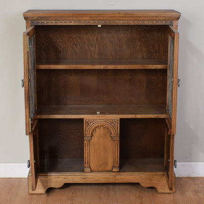 Glazed Bookcase / Display Cabinet