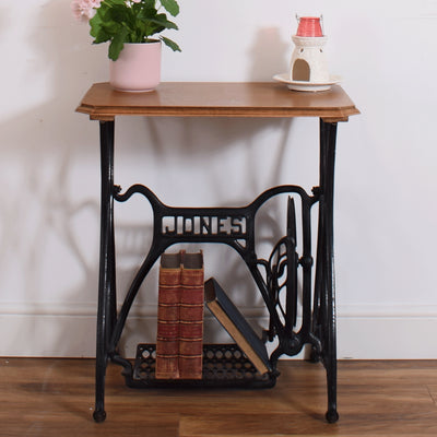 Cast Iron Console Table