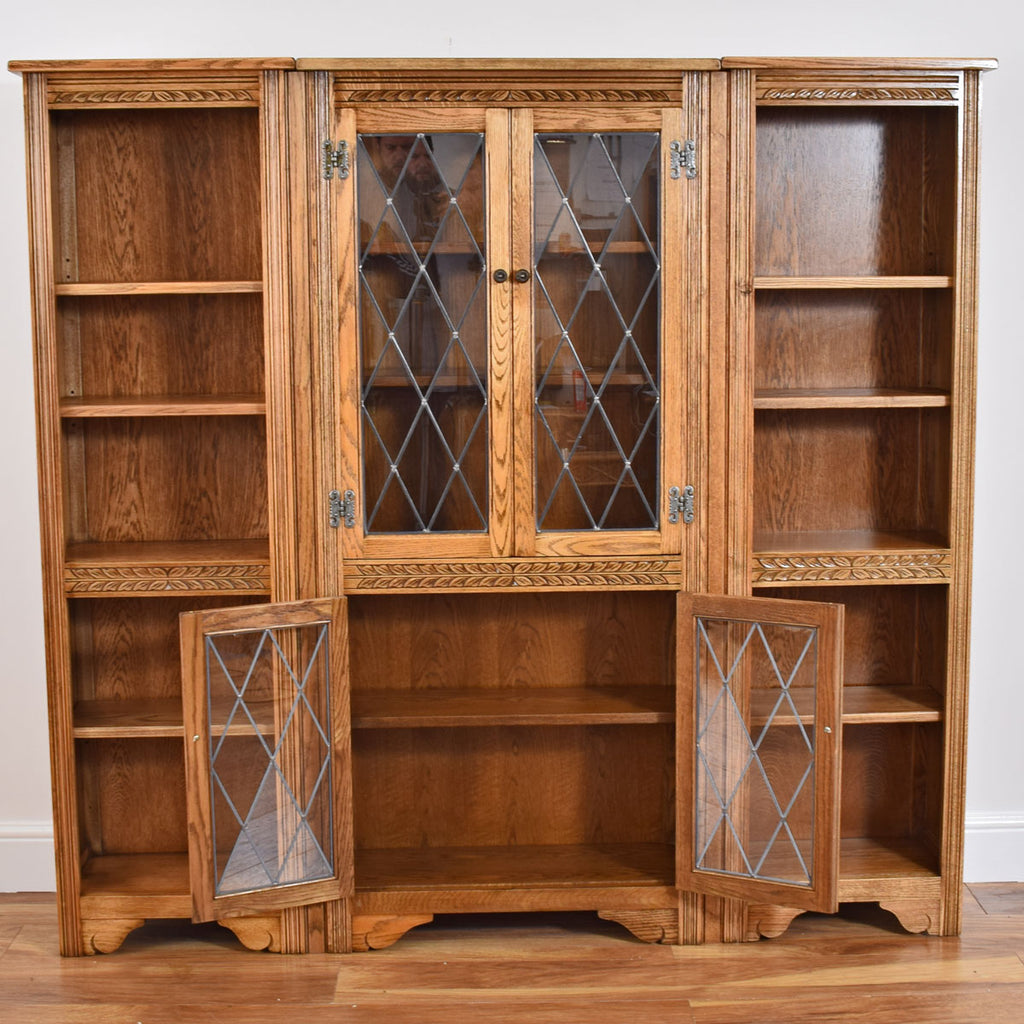 Old Charm Bookcase