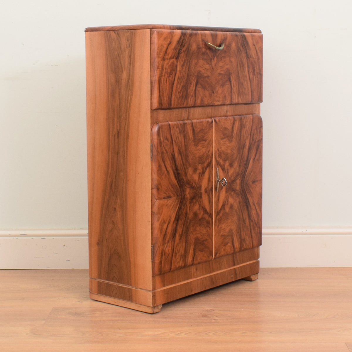 Restored Drinks Cabinet