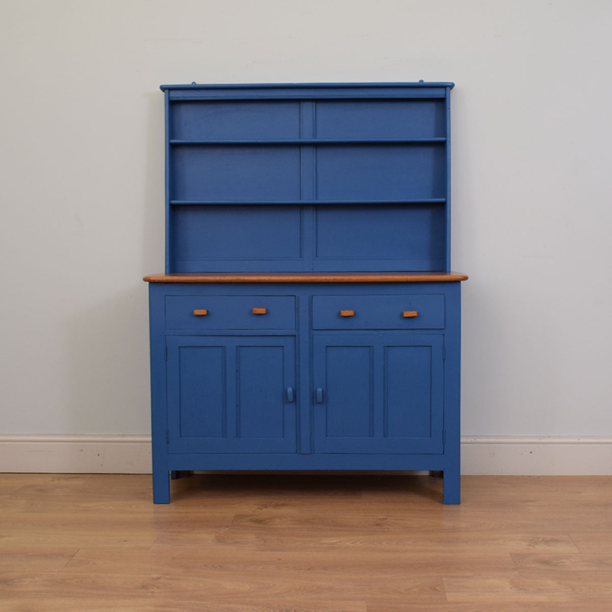 Painted Oak Dresser