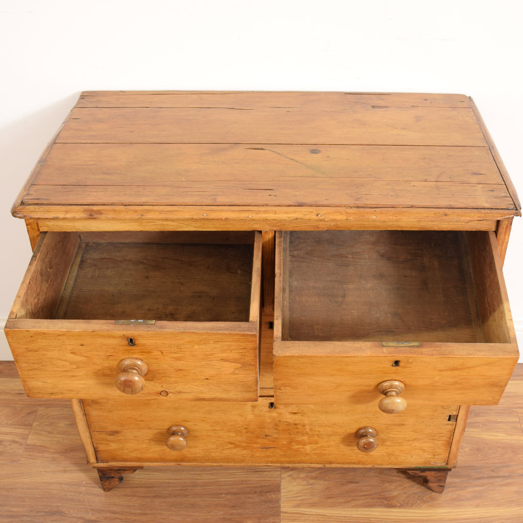 Antique Pine Chest