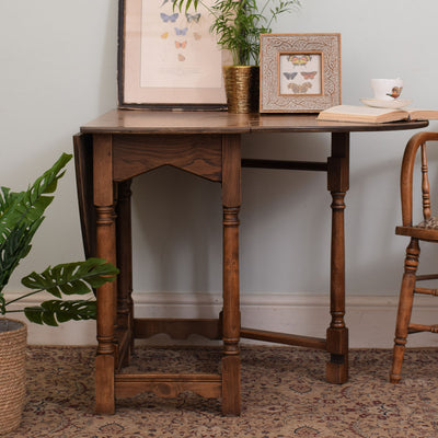 Restored Drop leaf table