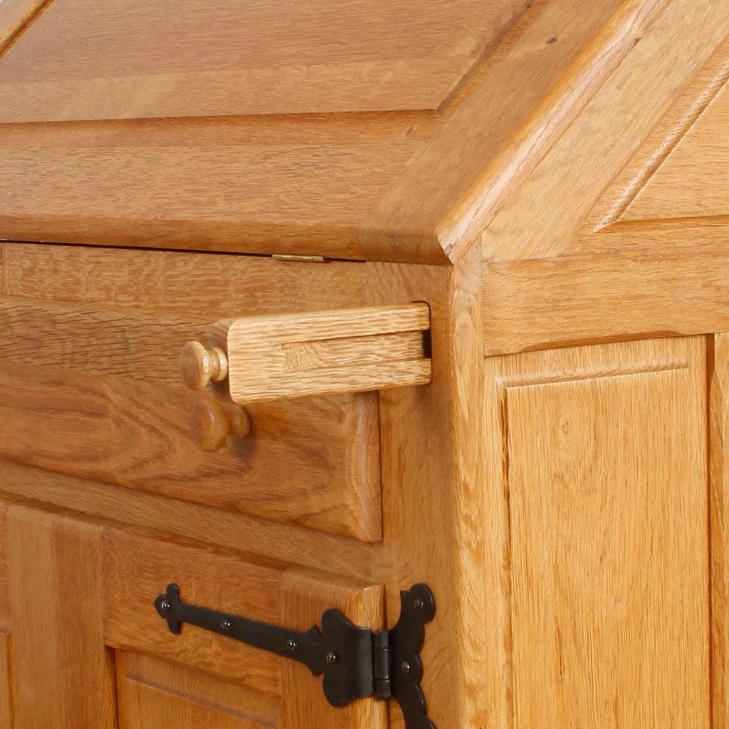 Light Oak Bureau/Desk