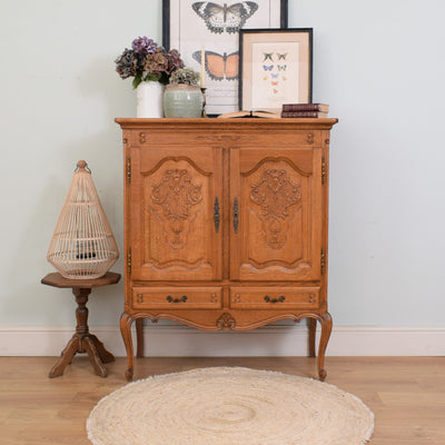 Decorative French Cupboard