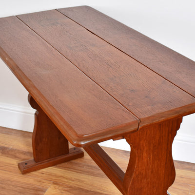 Oak Drop Leaf Table