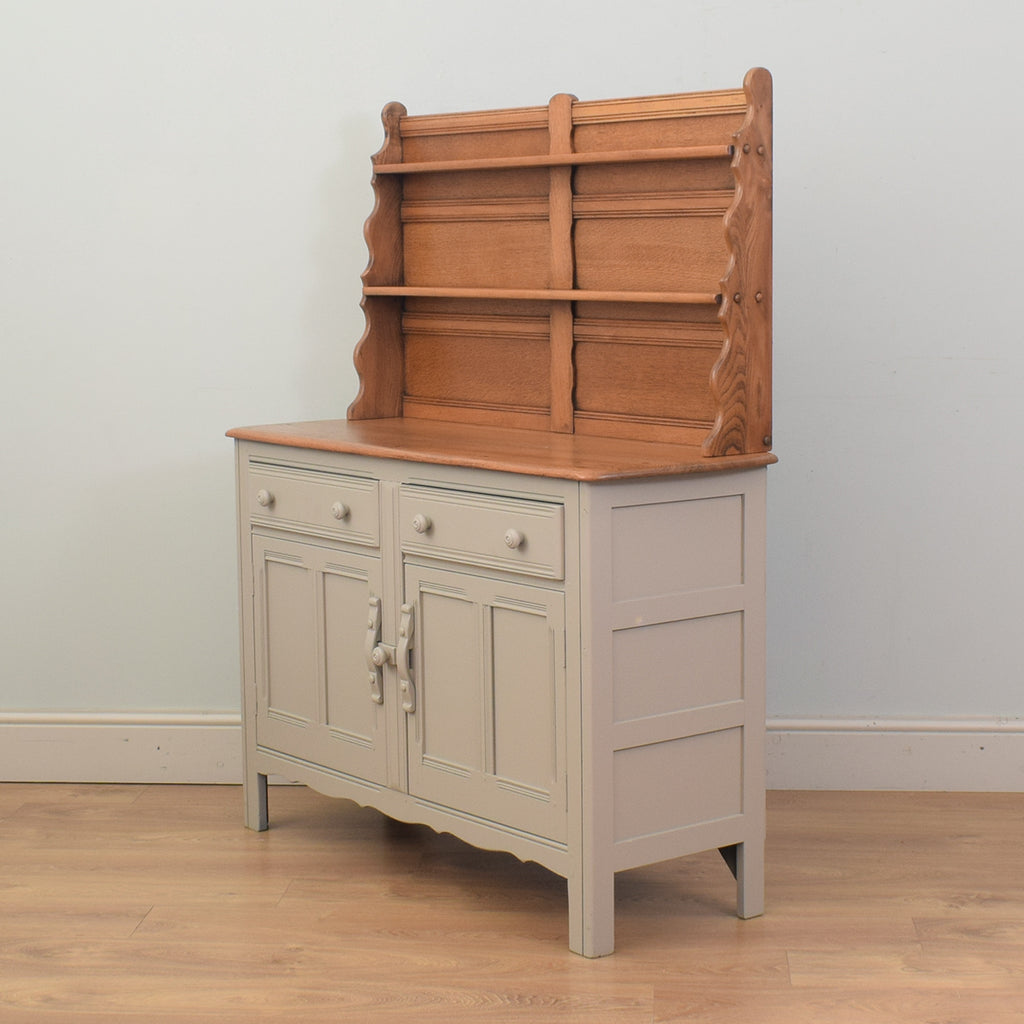Painted Traditional Dresser