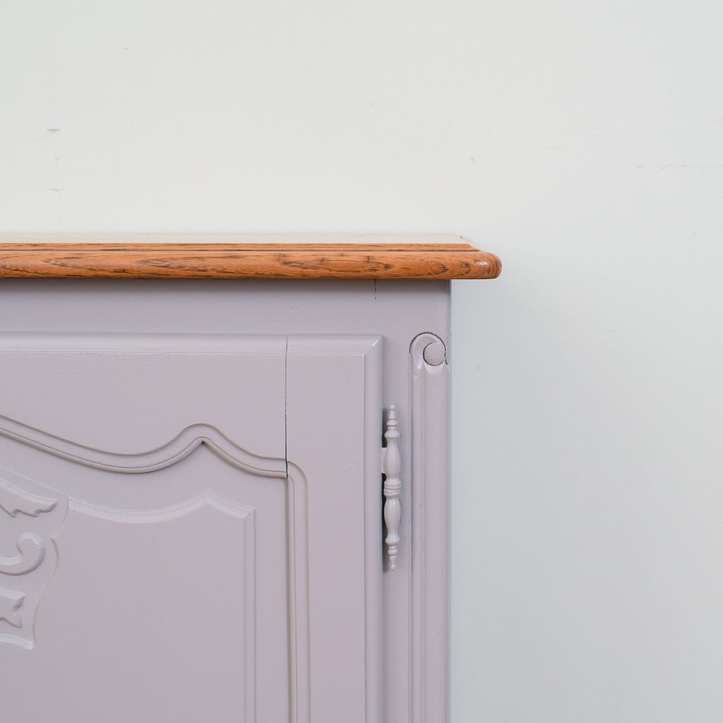 French Painted Cabinet
