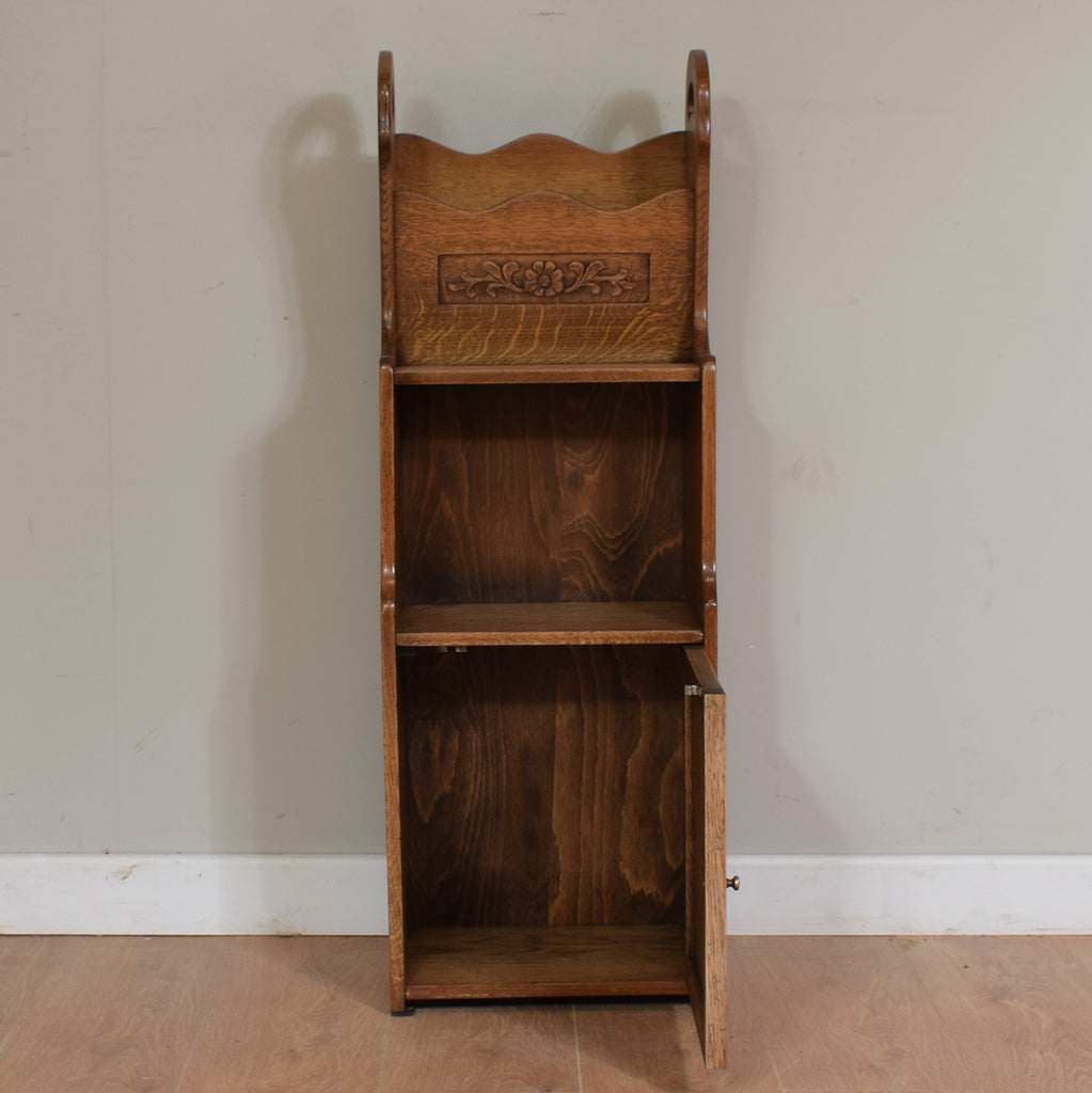 Hall Cupboard / Magazine Rack