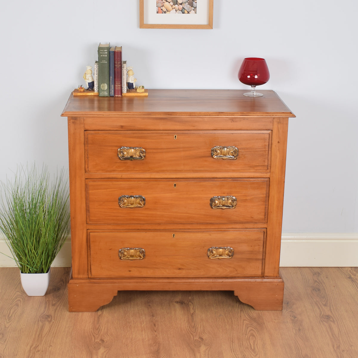 Vintage Oak Chest of Drawers