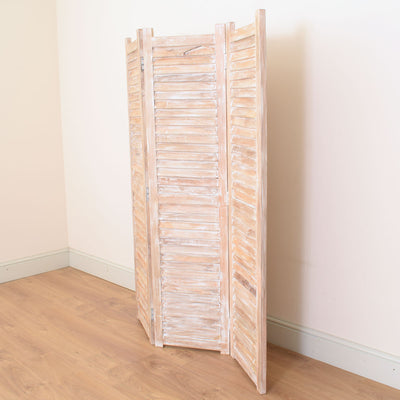 Mango Wood Room Divider
