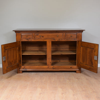 Antique Pine Sideboard