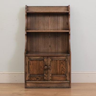 Ercol Waterfall Bookcase