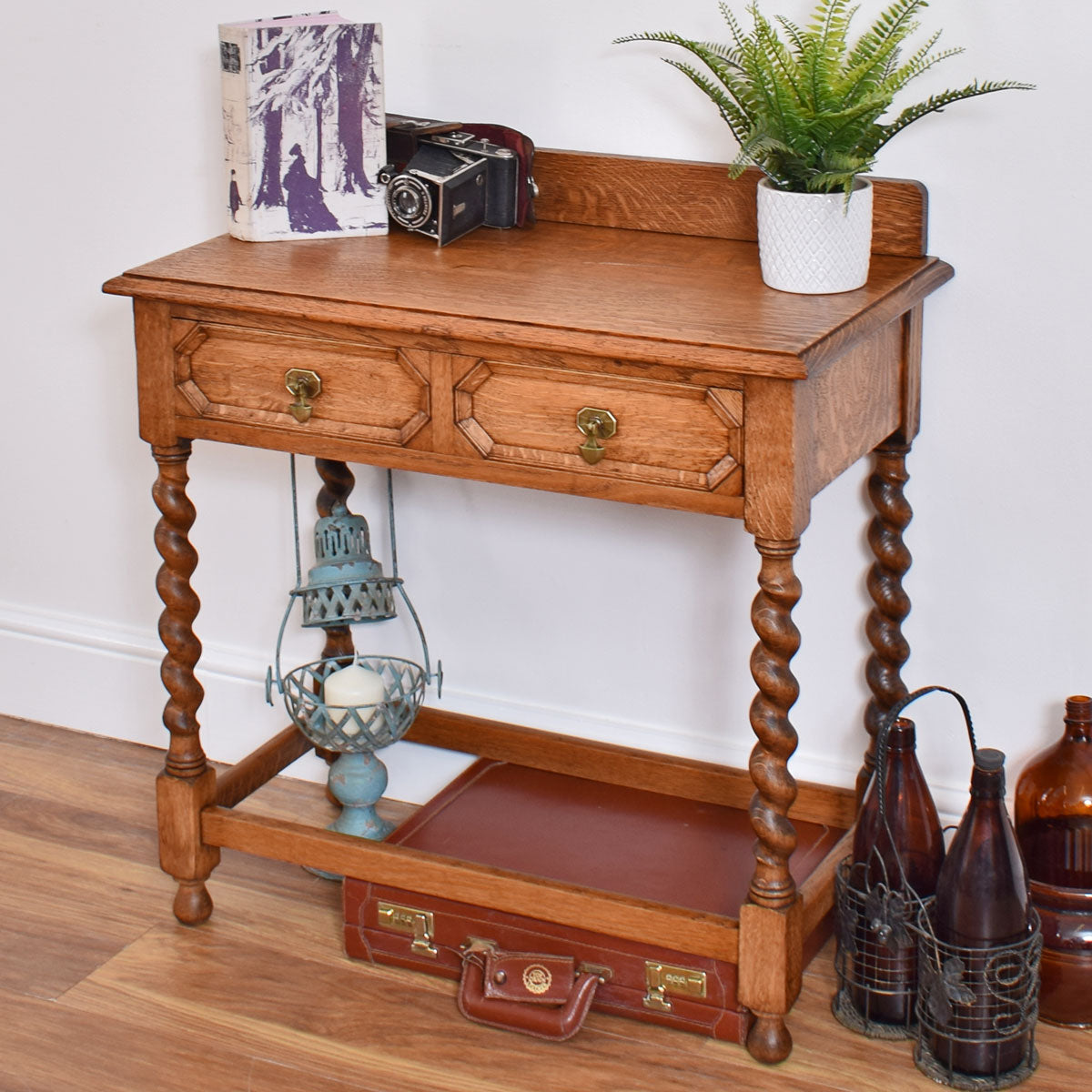 Barley Twist Console Table