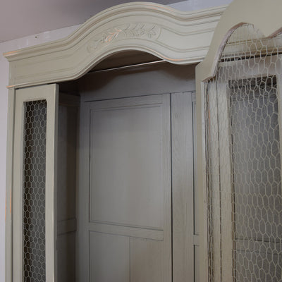 Antique French Wardrobe / Armoire
