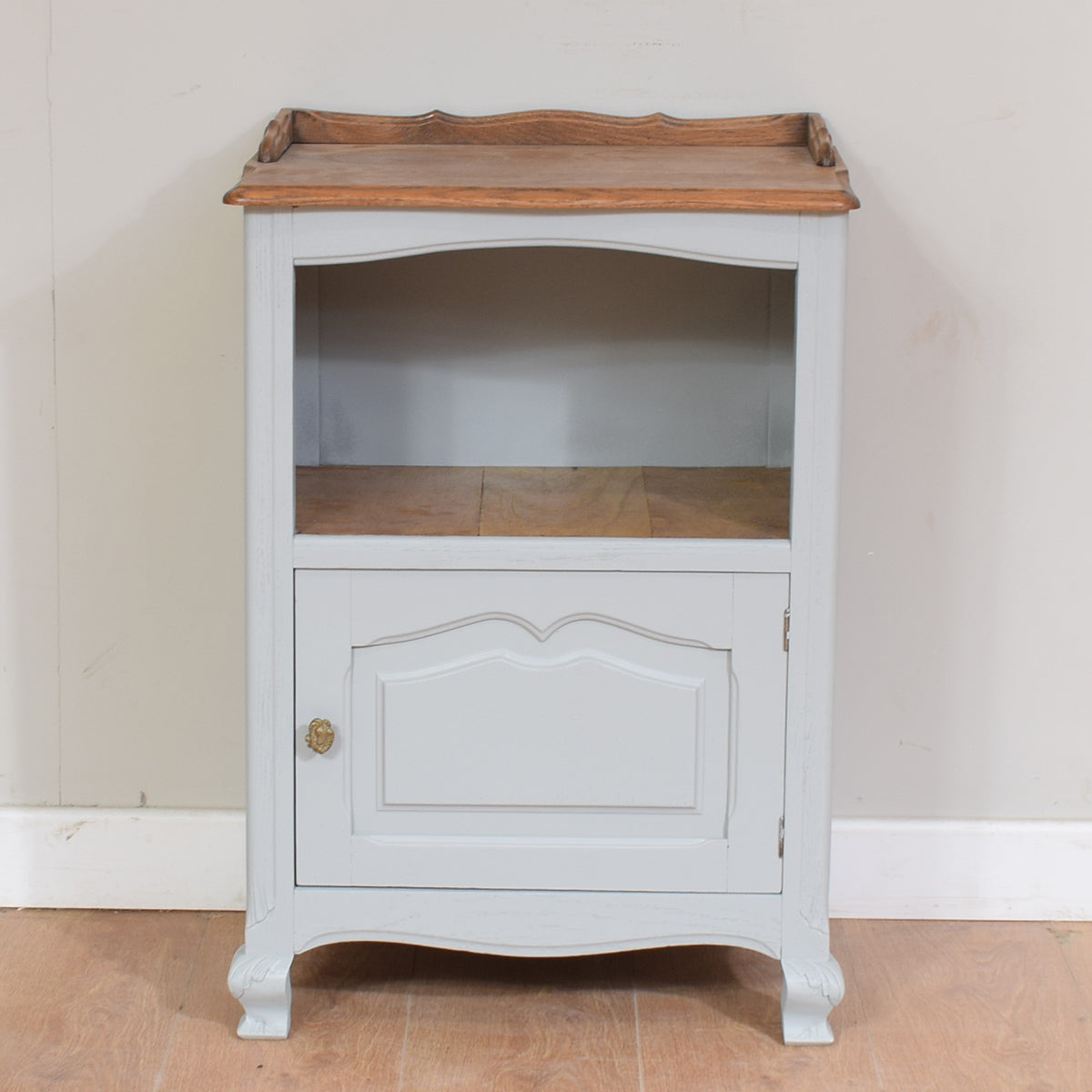 Painted French Side Cabinet