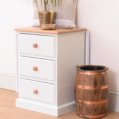 Painted Pine Bedside