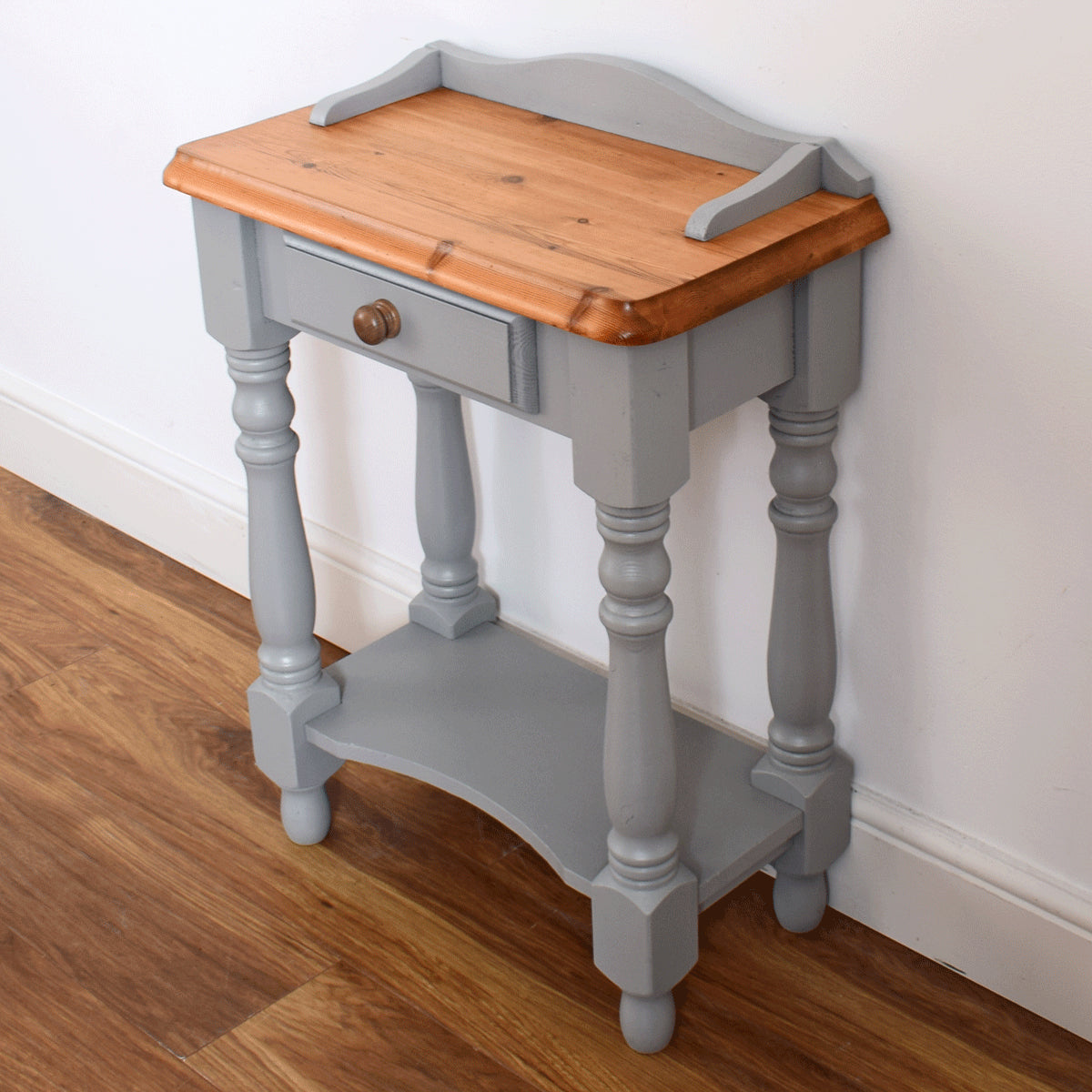 Painted Console Table