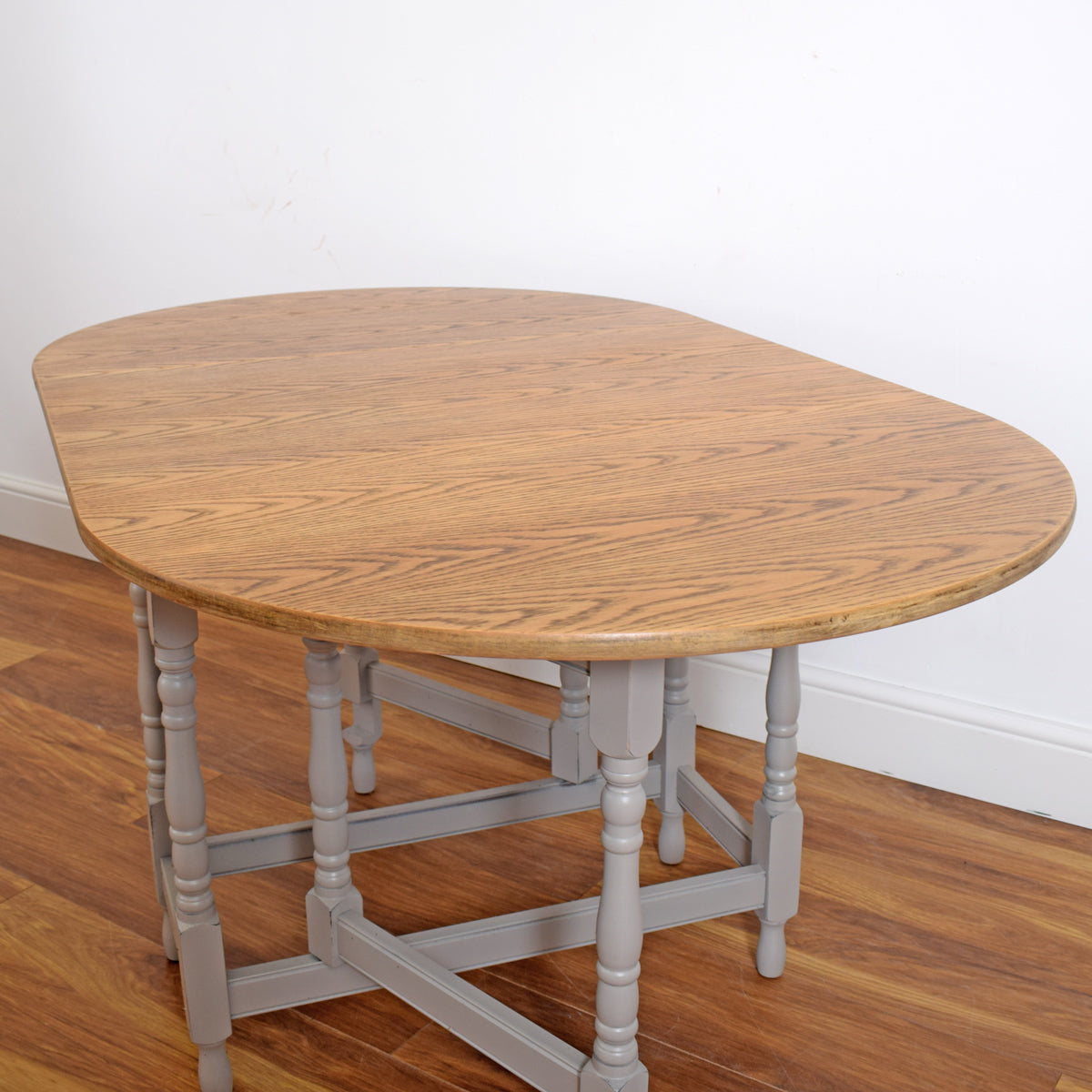 Drop Leaf Table & 2 Chairs