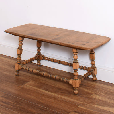 Restored Ercol Coffee Table