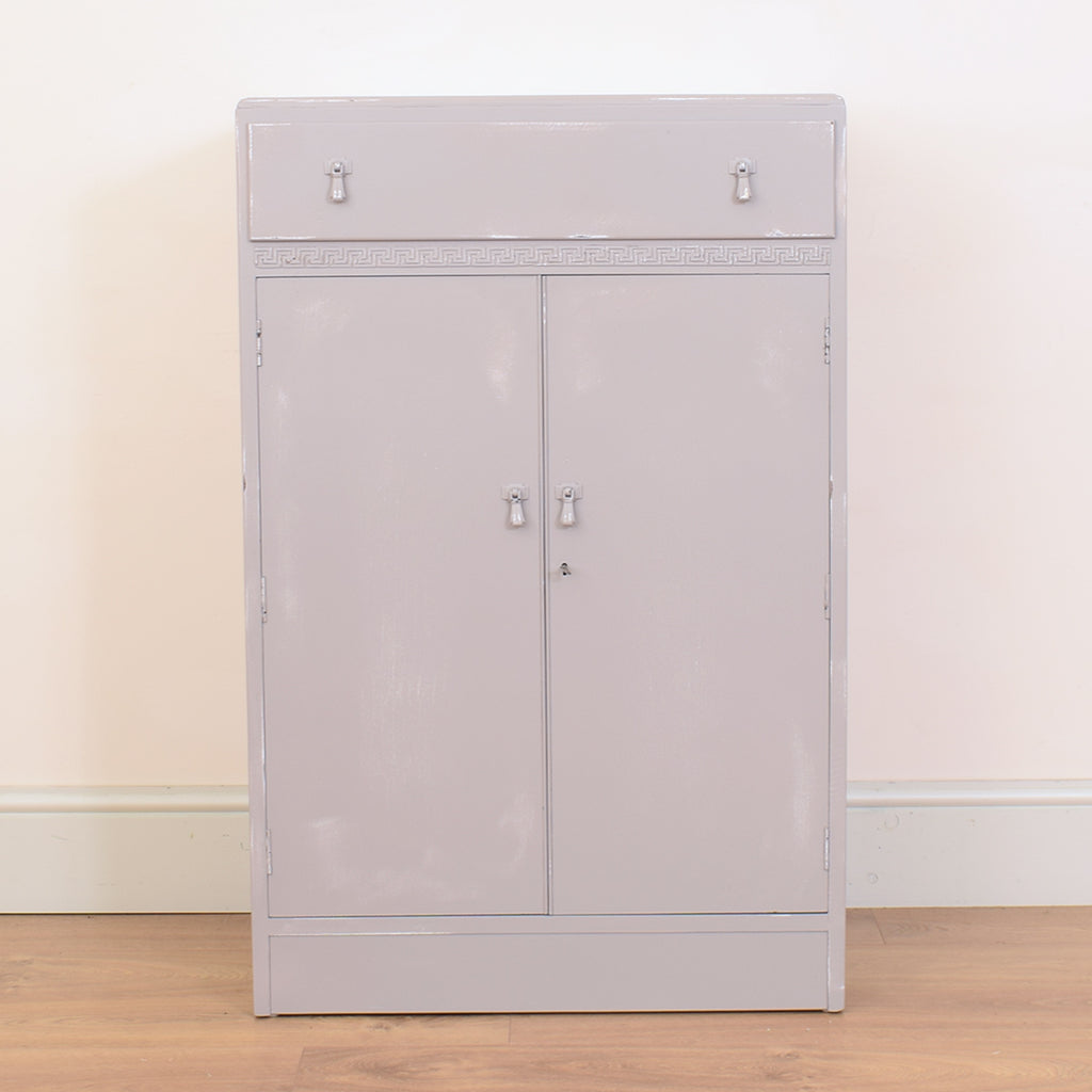 Chic Painted Tallboy