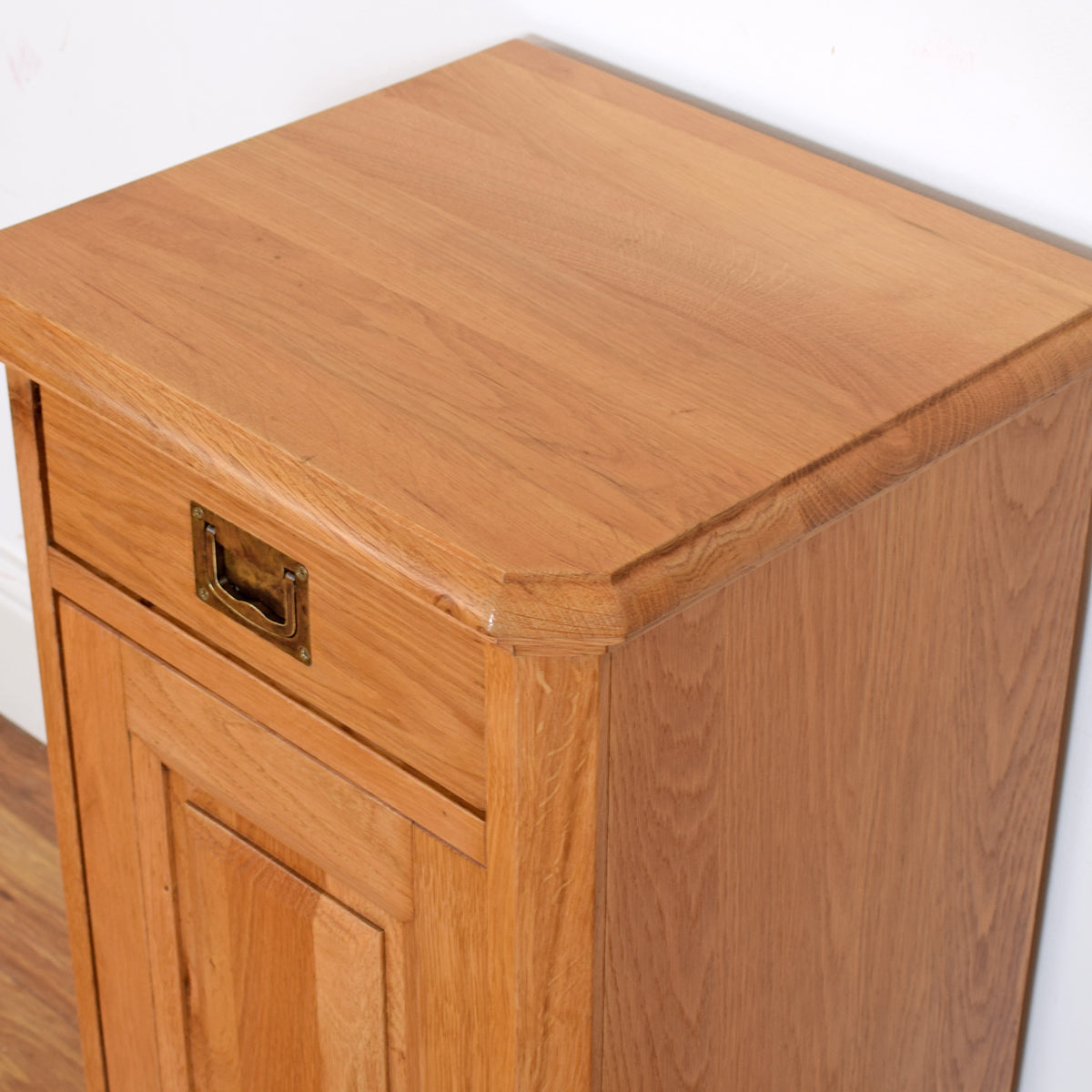 Dutch Oak Cabinet/Bedside
