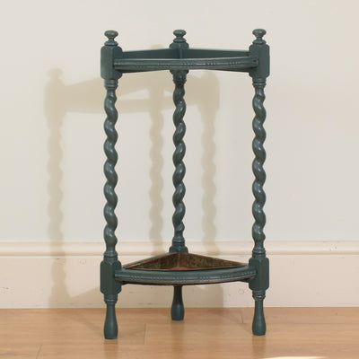 Painted Umbrella Stand
