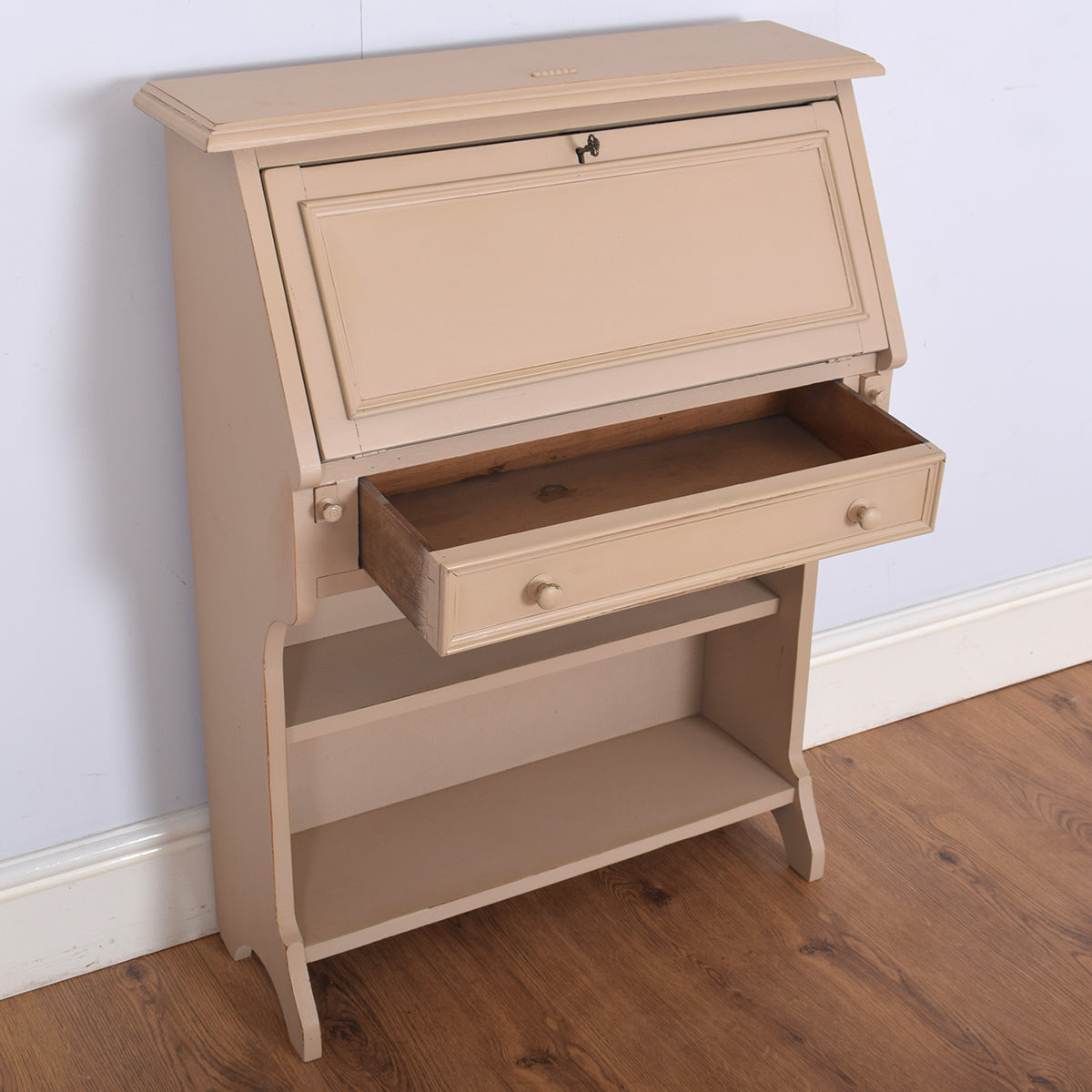 Painted Writing Bureau