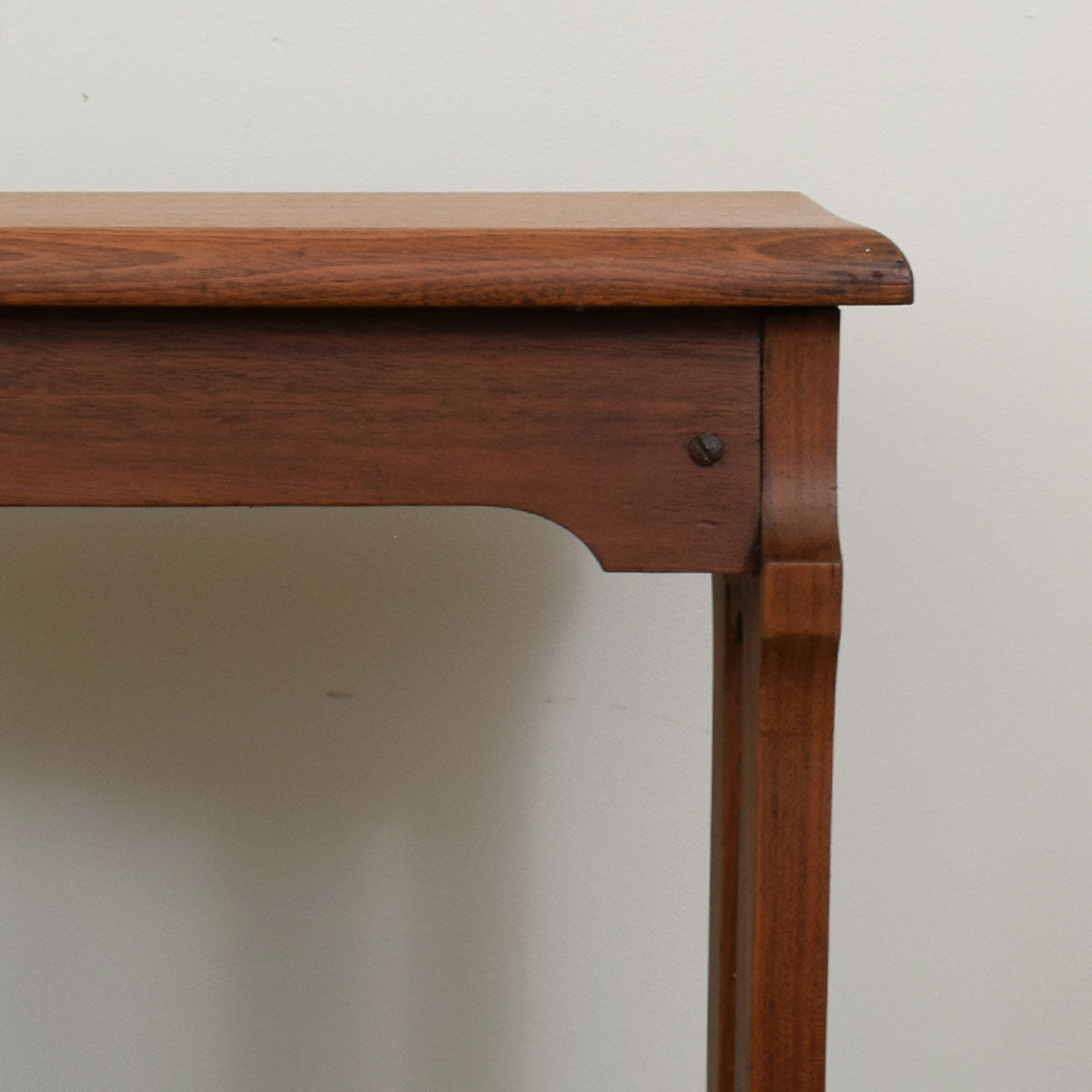 Mahogany Side-Table
