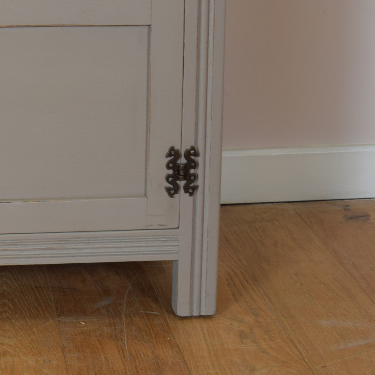 Painted Oak Welsh Dresser