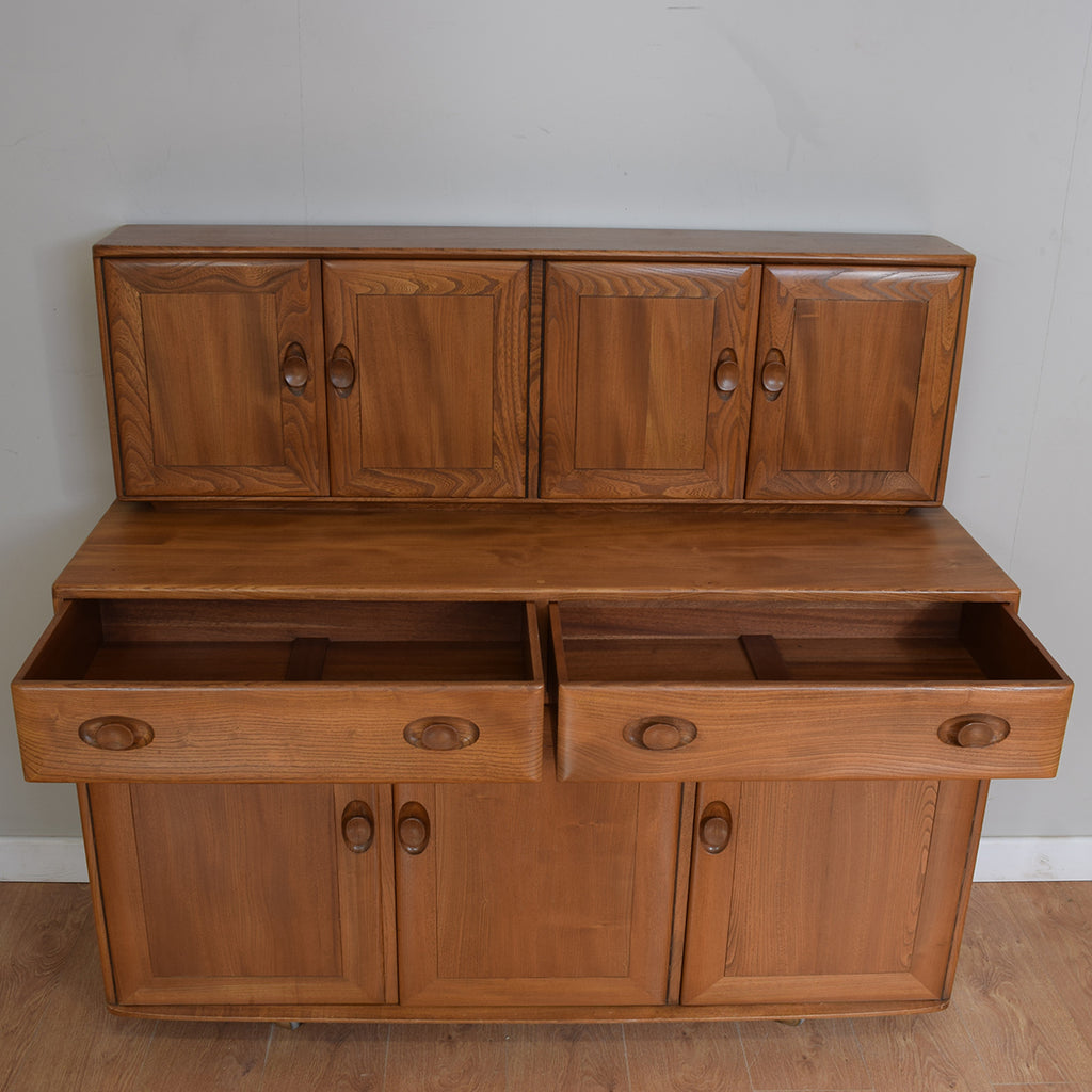 Ercol Windsor Sideboard / Drinks Cabinet